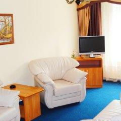 Гостиница Саяны 2* Студия разные типы кроватей фото 5