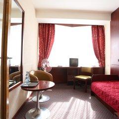 AZIMUT Отель Смоленская Москва 4* Номер SMART Standard с различными типами кроватей фото 7