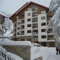 Апартаменты Cozy Studio Lucky in Ski Resort Pamporovo балкон