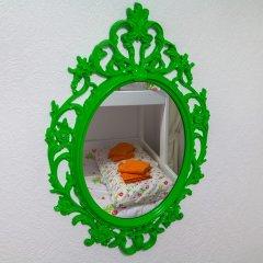 Хостел Друзья на Литейном Номер с различными типами кроватей (общая ванная комната) фото 14