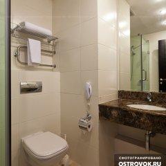 Гринвуд Отель 4* Стандартный номер с различными типами кроватей фото 13