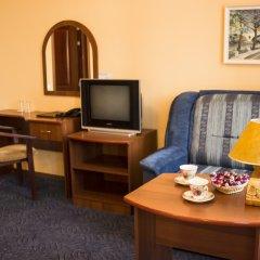 Апартаменты Гостевые комнаты и апартаменты Грифон Номер Делюкс с различными типами кроватей фото 12