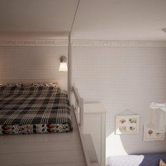 Хостел КойкаГо Номер Эконом с разными типами кроватей (общая ванная комната) фото 6