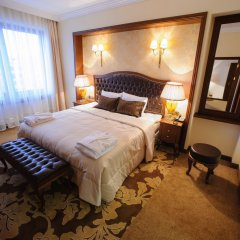 Президент-Отель 5* Люкс разные типы кроватей