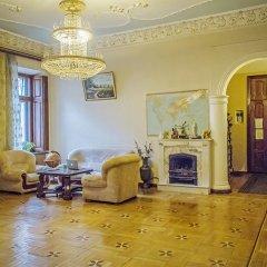 Babushka Grand Hostel интерьер отеля