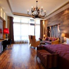Поляна 1389 Отель и СПА комната для гостей фото 4