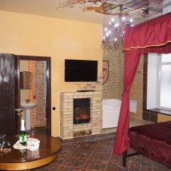 Гостиничный комплекс Жар-Птица Люкс с двуспальной кроватью фото 3
