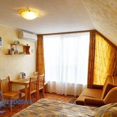 Гостиница Prohlada Breeze Номер Комфорт с различными типами кроватей фото 13