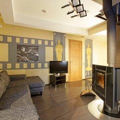 Гостиница Лесная Рапсодия Улучшенные апартаменты с различными типами кроватей фото 17