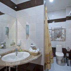 Гостиница Amici Grand 4* Улучшенный люкс с разными типами кроватей фото 5