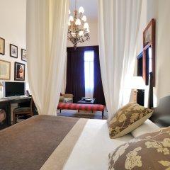 Отель Vincci la Rabida 4* Стандартный семейный номер с различными типами кроватей фото 2