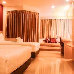 Отель Andatel Grandé Patong Phuket 4* Улучшенный номер с различными типами кроватей фото 8
