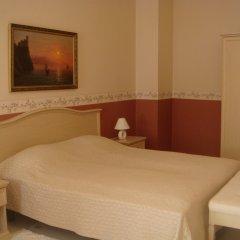 Гостиница Спарта Номер Делюкс с различными типами кроватей фото 3