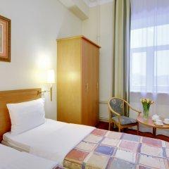 Гостиница Октябрьская 4* Номер Комфорт с различными типами кроватей фото 4