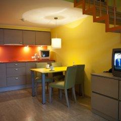 Braavo Spa Hotel 2* Стандартный семейный номер с различными типами кроватей фото 3