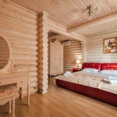Эко-отель Озеро Дивное 3* Коттедж с различными типами кроватей фото 6