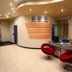 Отель Aquatek Resort and SPA интерьер отеля