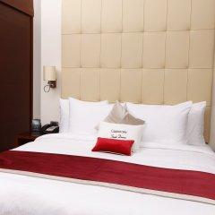 Гостиница DoubleTree by Hilton Novosibirsk 4* Стандартный номер разные типы кроватей фото 3