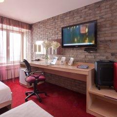 Marins Park Hotel Novosibirsk 4* Номер Бизнес с разными типами кроватей фото 16
