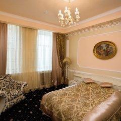 Гостиница Бристоль-Центральная Люкс с двуспальной кроватью фото 7