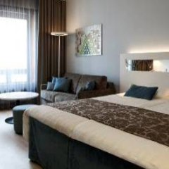 Отель Marski by Scandic 5* Улучшенный номер с различными типами кроватей фото 9