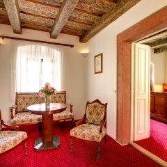 Hotel Waldstein 4* Номер Делюкс с различными типами кроватей фото 16