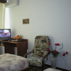 Гостиница Крымский Стандартный номер с различными типами кроватей фото 11