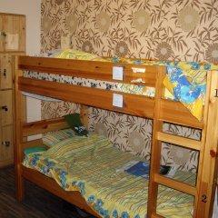 Хостел Наполеон Кровать в общем номере с двухъярусной кроватью фото 7