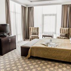 Гостиница Aquamarine Resort & SPA (бывший Аквамарин) 5* Люкс с двумя спальнями с различными типами кроватей фото 12
