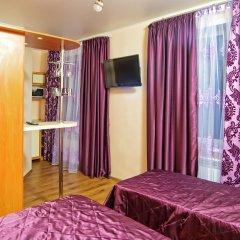 Гостиница Теремок Пролетарский Номер Премиум с разными типами кроватей фото 12