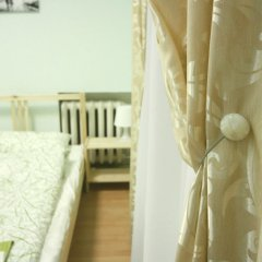 АХ отель на Комсомольской 2* Номер Эконом разные типы кроватей (общая ванная комната) фото 13