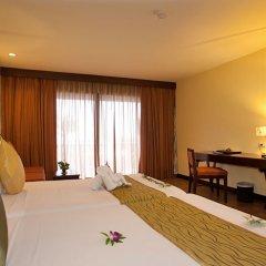 Отель Andaman Cannacia Resort & Spa 4* Улучшенный номер разные типы кроватей
