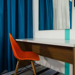 Мини-Отель Global Sky Стандартный номер с различными типами кроватей