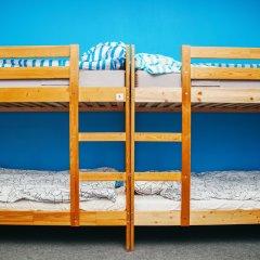 Хостел Достоевский Кровати в общем номере с двухъярусными кроватями фото 16