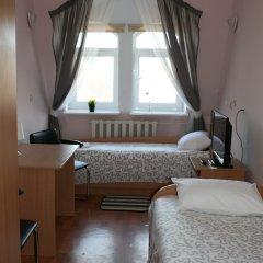 Хостел Education Кровать в общем номере двухъярусные кровати