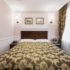 Гостиница Старый Город на Кузнецком 3* Номер Бизнес двуспальная кровать фото 3