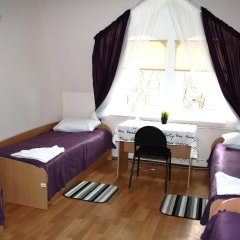 Хостел Education Кровать в общем номере двухъярусные кровати фото 6