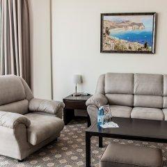Гостиница Aquamarine Resort & SPA (бывший Аквамарин) 5* Люкс с двумя спальнями с различными типами кроватей фото 8