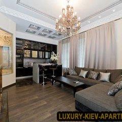 Апартаменты Luxury Kiev Apartments Крещатик Апартаменты с 2 отдельными кроватями фото 12