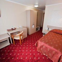 Амакс Премьер Отель Стандартный номер разные типы кроватей