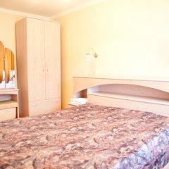 Гостиница Пансионат Кристалл Люкс с разными типами кроватей