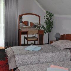 Гостевой дом На Каштановой Апартаменты с различными типами кроватей