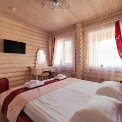 Эко-отель Озеро Дивное 3* Люкс с различными типами кроватей фото 7