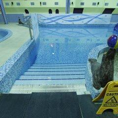 Отель Aquatek Resort and SPA бассейн фото 3