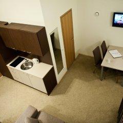 Braavo Spa Hotel 2* Стандартный семейный номер с различными типами кроватей фото 6