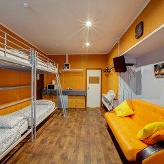 Мини-Отель Новый День Кровать в общем номере двухъярусные кровати фото 4