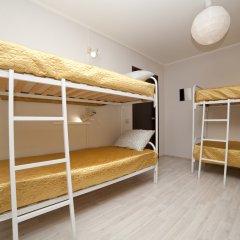Гостиница Avrora Centr Guest House Кровать в общем номере с двухъярусной кроватью фото 3
