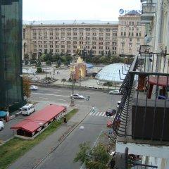Апартаменты GoodRent на Майдане Незалежности Стандартный номер с разными типами кроватей фото 15