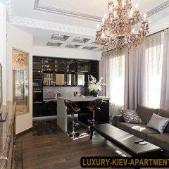 Апартаменты Luxury Kiev Apartments Крещатик Апартаменты с 2 отдельными кроватями фото 3