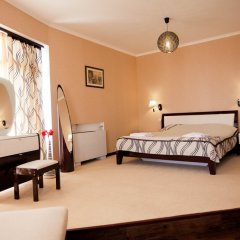 Гостиница Лазурный Алушта Студия с двуспальной кроватью фото 6